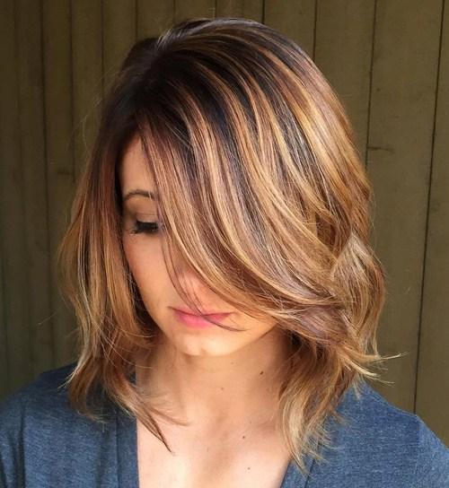 80 coupes de cheveux sensationnelles de longueur moyenne pour les cheveux epais 5e414abc48340 - 80 coupes de cheveux sensationnelles de longueur moyenne pour les cheveux épais