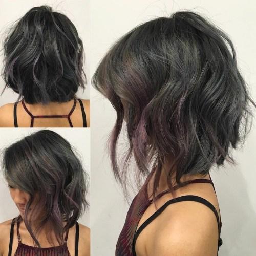 80 coupes de cheveux sensationnelles de longueur moyenne pour les cheveux epais 5e414abcf3640 - 80 coupes de cheveux sensationnelles de longueur moyenne pour les cheveux épais