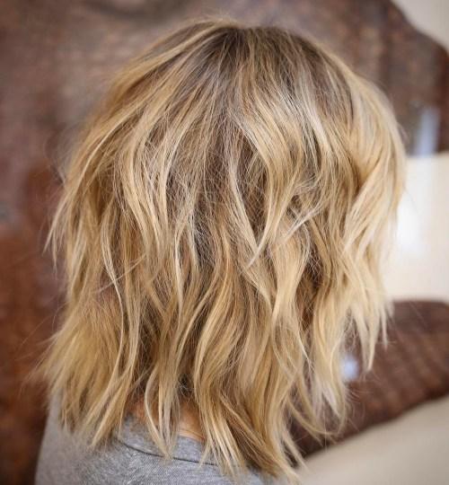 80 coupes de cheveux sensationnelles de longueur moyenne pour les cheveux epais 5e414abd3ba13 - 80 coupes de cheveux sensationnelles de longueur moyenne pour les cheveux épais