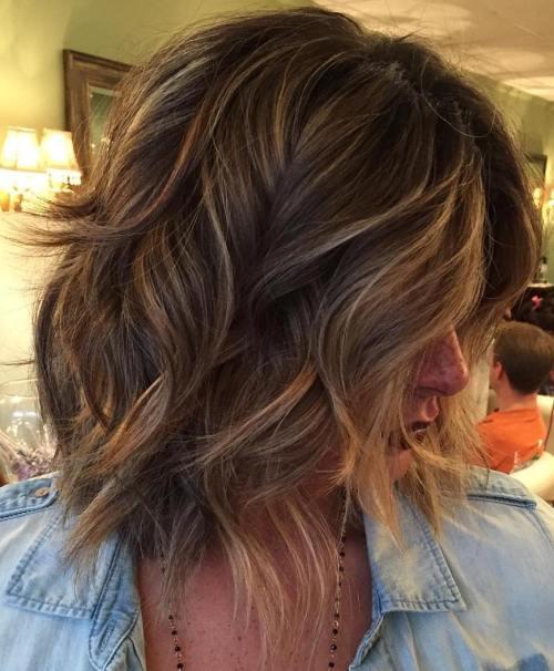 80 coupes de cheveux sensationnelles de longueur moyenne pour les cheveux epais 5e414abd97925 - 80 coupes de cheveux sensationnelles de longueur moyenne pour les cheveux épais