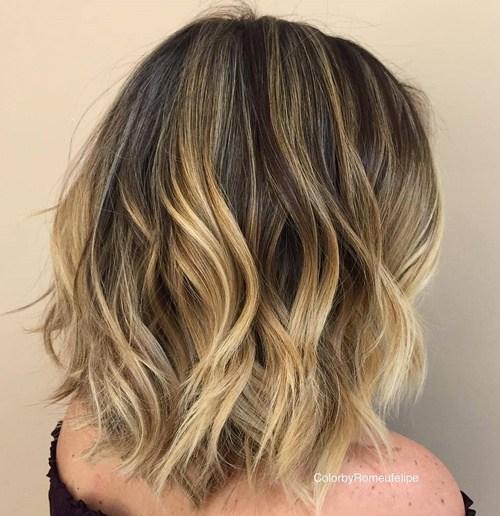 80 coupes de cheveux sensationnelles de longueur moyenne pour les cheveux epais 5e414abdd00af - 80 coupes de cheveux sensationnelles de longueur moyenne pour les cheveux épais
