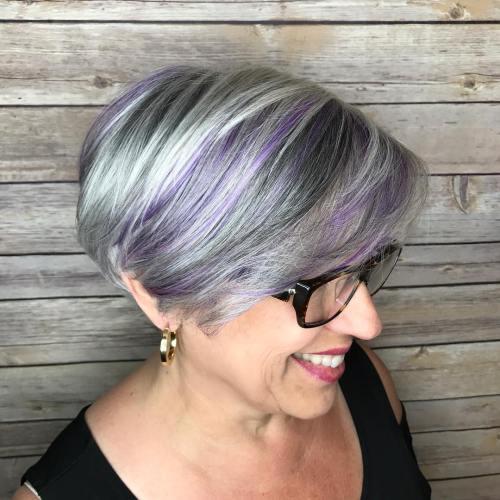 90 coiffures courtes chics et simples pour les femmes de plus de 50 ans 5e414315cc9d2 - Les cheveux dans tous leurs états avec les tendances pour l'été 2016.