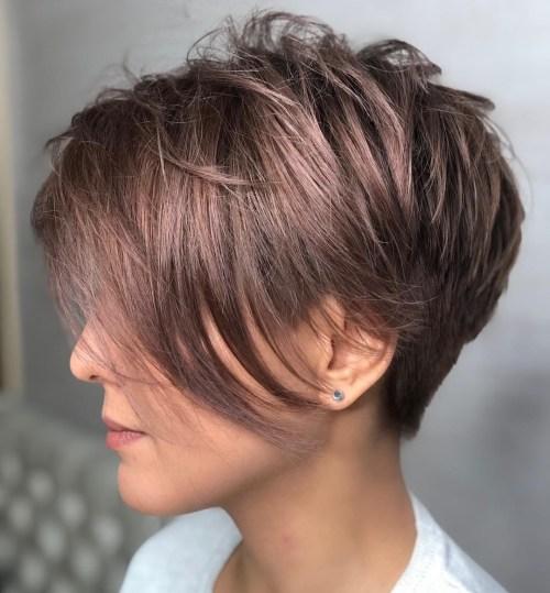 coupes de cheveux pixie pour cheveux epais 50 idees de coupes de cheveux courtes ideales 5e414368b0c13 - Coupes de cheveux Pixie pour cheveux épais - 50 idées de coupes de cheveux courtes idéales
