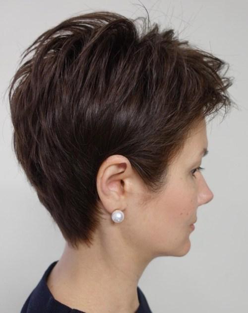 coupes de cheveux pixie pour cheveux epais 50 idees de coupes de cheveux courtes ideales 5e41436a8f0c9 - Panzanella à la féta (salade italienne aux croûtons de pain)