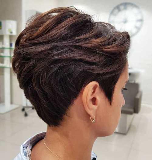 coupes de cheveux pixie pour cheveux epais 50 idees de coupes de cheveux courtes ideales 5e41436ac7696 - Coupes de cheveux Pixie pour cheveux épais - 50 idées de coupes de cheveux courtes idéales