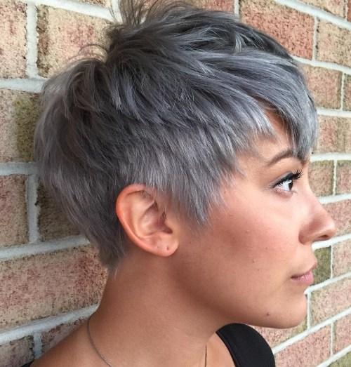 coupes de cheveux pixie pour cheveux epais 50 idees de coupes de cheveux courtes ideales 5e41436b60e93 - Réparer ses cheveux au naturel avec John Masters Organics.
