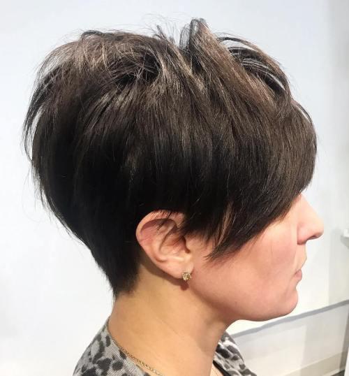 coupes de cheveux pixie pour cheveux epais 50 idees de coupes de cheveux courtes ideales 5e41436c29ac1 - Good Goût, le vrai gout des céréales pour les bébés