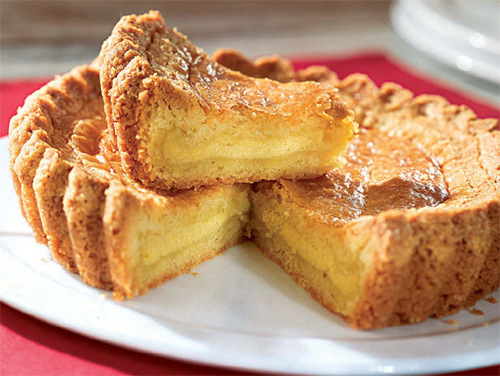 gateau basque - Gâteau basque - Recette traditionnelle du gâteau des Pyrénées