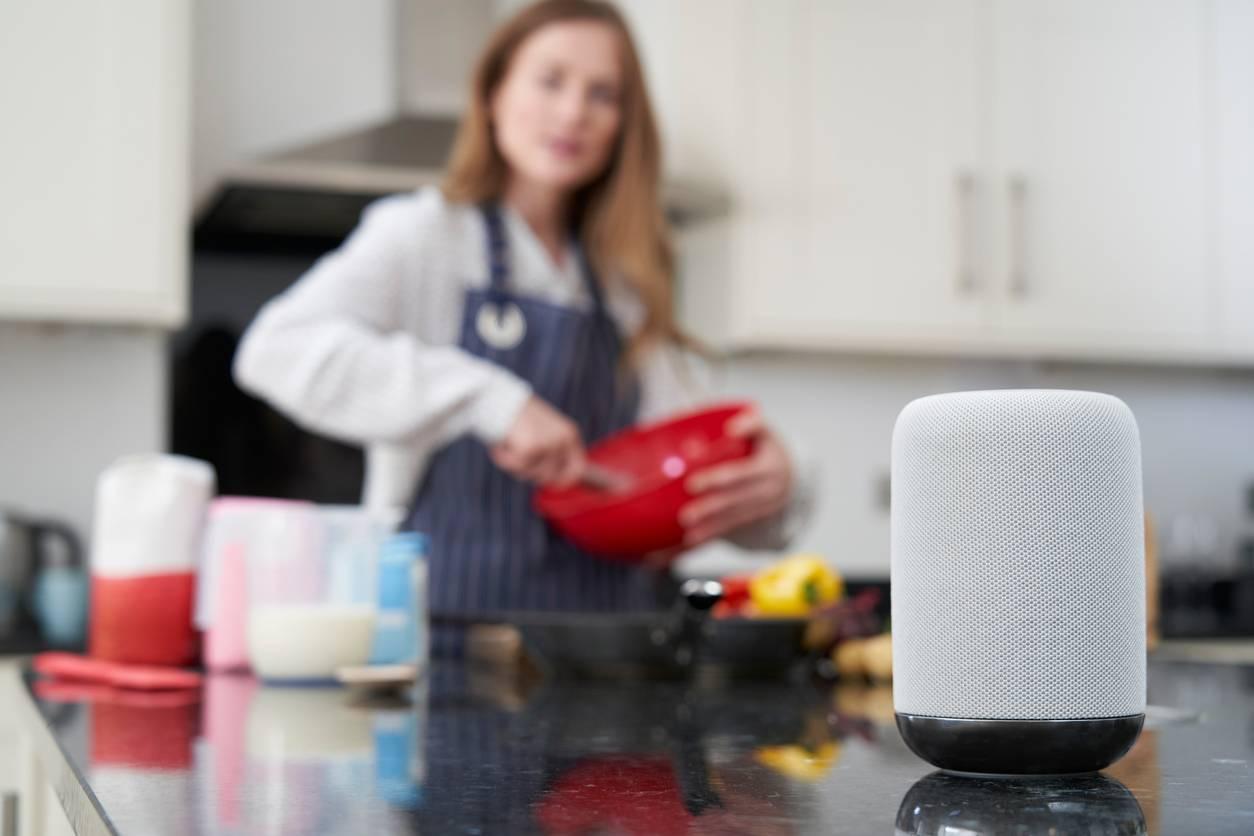 image cuisine connectee redecouvrez le plaisir de cuisiner - Cuisine connectée : redécouvrez le plaisir de cuisiner !