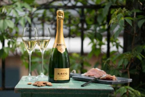 krug champagne 500x334 - Ce qu'il faut savoir sur le Champagne Krug, boisson de luxe!