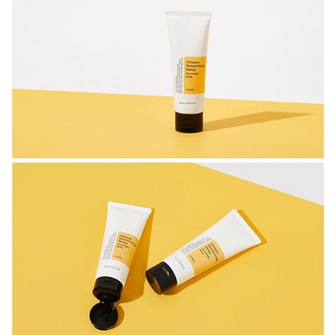 4 Masques de nuit au miel extra hydratant COSRX - K-beauty: Top 5 des masques coréens sur YesStyle