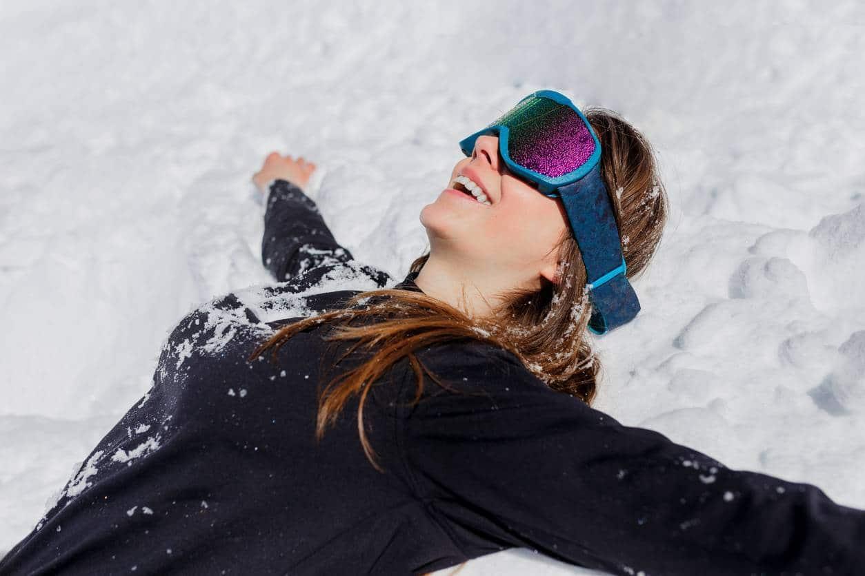 journee apaiser apres - Apaiser la peau après une journée au ski