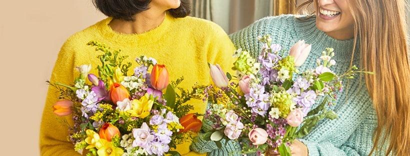 Faites vous livrer un bouquet de fleurs à Paris!