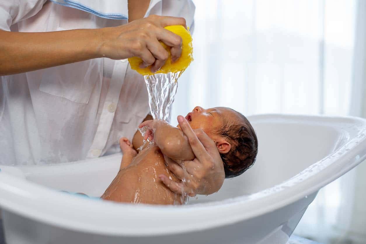 prendre soin peau bebe - Prendre soin de la peau de bébé