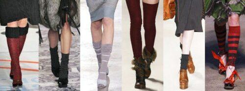 tendances chaussettes printemps 500x186 - 3 tendances chaussettes pour le printemps 2020