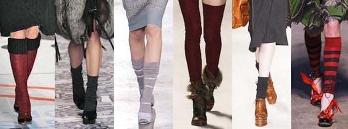 3 tendances chaussettes pour le printemps 2020