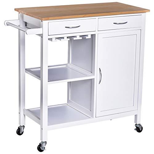 15 ilots de cuisine mobiles pour ajouter une surface de travail et un rangement de cuisine 5e5a55df64f9a - 15 îlots de cuisine mobiles pour ajouter une surface de travail et un rangement de cuisine