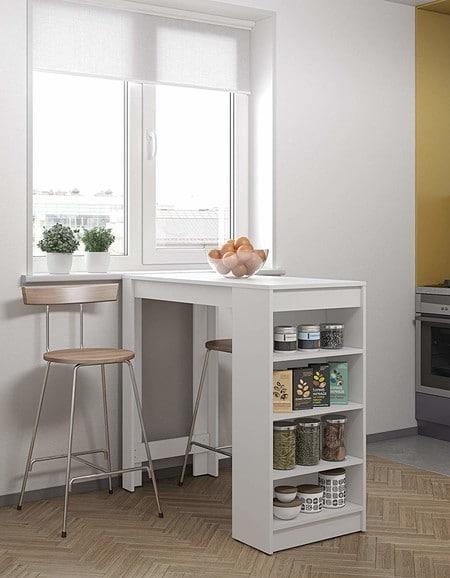 15 ilots de cuisine mobiles pour ajouter une surface de travail et un rangement de cuisine 5e5a55df830f7 - 15 îlots de cuisine mobiles pour ajouter une surface de travail et un rangement de cuisine