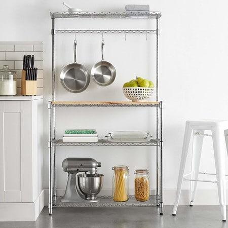 15 ilots de cuisine mobiles pour ajouter une surface de travail et un rangement de cuisine 5e5a55dfc79bb - 15 îlots de cuisine mobiles pour ajouter une surface de travail et un rangement de cuisine