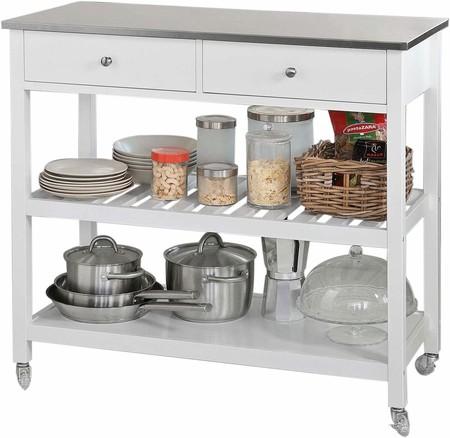 15 ilots de cuisine mobiles pour ajouter une surface de travail et un rangement de cuisine 5e5a55e018305 - 15 îlots de cuisine mobiles pour ajouter une surface de travail et un rangement de cuisine