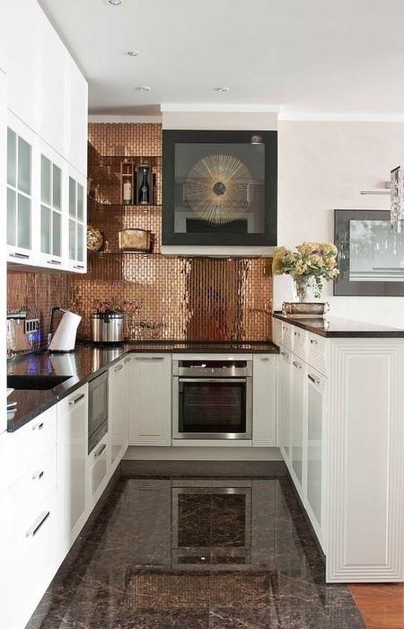 17 idees pour decorer la cuisine avec des accessoires et des meubles en cuivre 5e5a6431c328e - 17 idées pour décorer la cuisine avec des accessoires et des meubles en cuivre