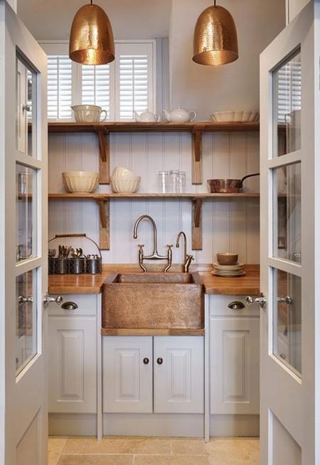 17 idees pour decorer la cuisine avec des accessoires et des meubles en cuivre 5e5a64334783b - 17 idées pour décorer la cuisine avec des accessoires et des meubles en cuivre