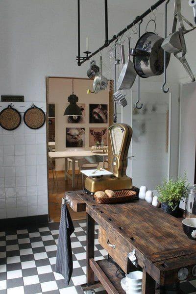 17 idees pour donner une touche vintage a votre cuisine sans trop de complications 5e5a60a850d5e - 17 idées pour donner une touche vintage à votre cuisine sans trop de complications