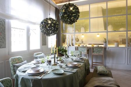asun anto et coton et bois presentent leur salle a manger pour tous comme un refuge naturel dans casa 1 - Déco salle à Manger, art de la table