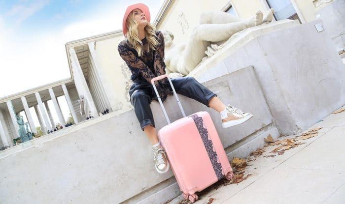 Je veux ma valise personnalisée!
