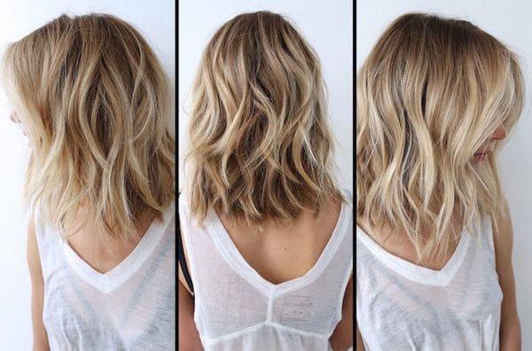 coloration balyage cheveux 0005 - 10 idées de balayage pour tout type et longueur de cheveux - Balayage miel