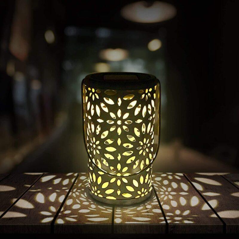 lanterne solaire jardin 800x800 - Déco tendance Jardin et Terrasse