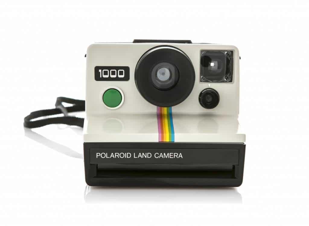 polaroid marque grande evolue - Polaroid, une grande marque de la photo qui évolue avec son temps