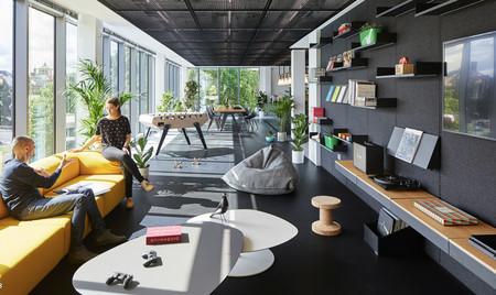 quatre conceptions de grands bureaux commerciaux qui montrent que les tapis sont revenus 5e5bb6951cdb3 - Quatre conceptions de grands bureaux commerciaux, qui montrent que les tapis sont revenus