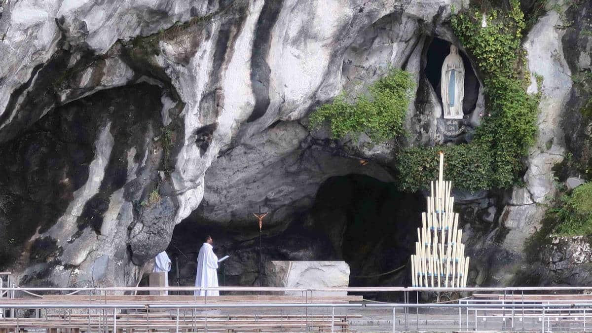 La ferveur est toujours présente à Lourdes !