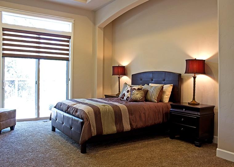 Idées pour transformer la chambre en un environnement confortable et chic