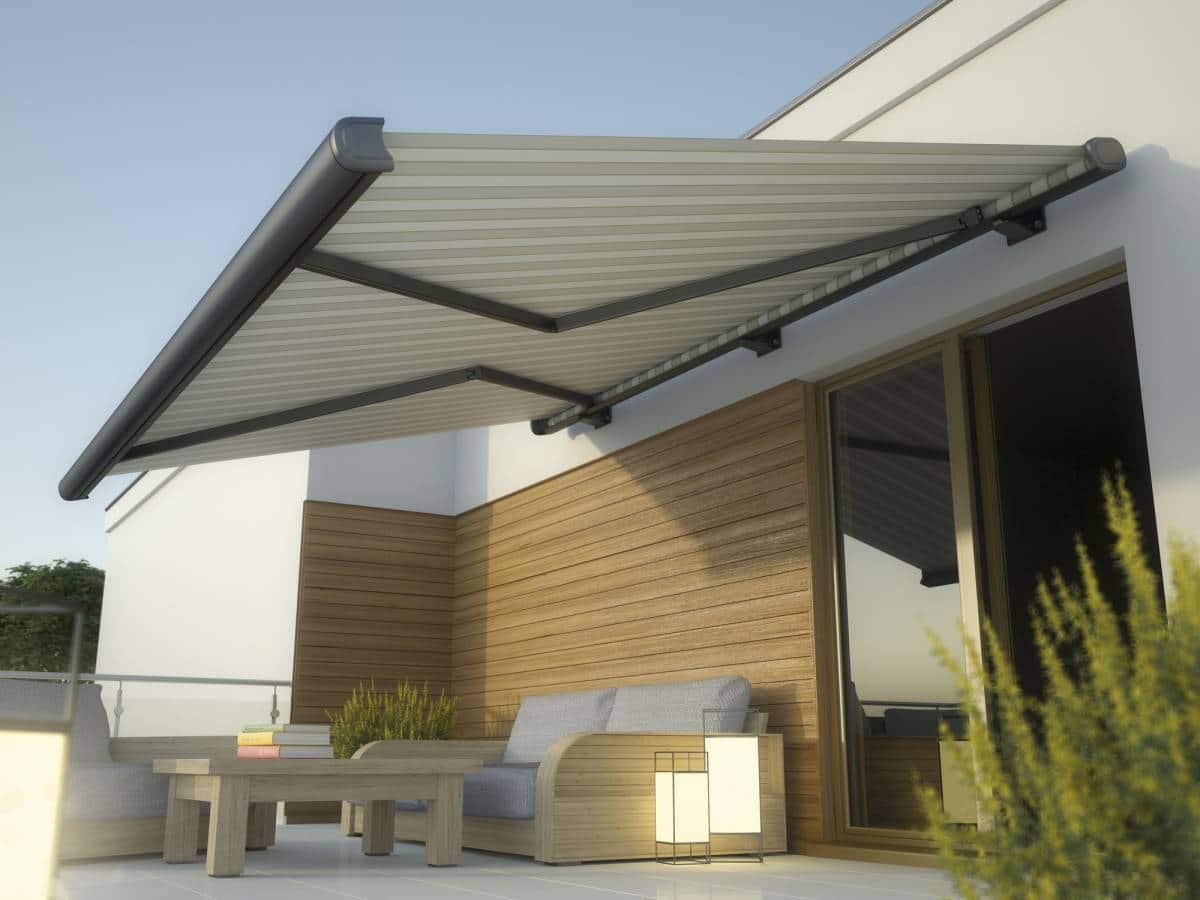 Installer un store extérieur pour protéger sa terrasse
