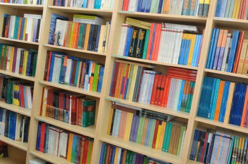 bibliotheque etagere 500x332 - Bibliothèque ou étagères, mettez du style dans votre maison