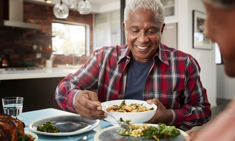 Bien manger en vieillissant