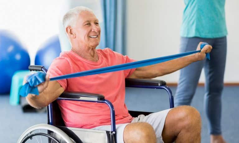 Comment faire de l'exercice avec une mobilité limitée