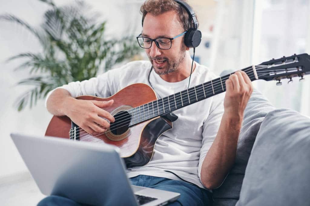 image detendre musique - La musique, idéale pour se détendre le week-end