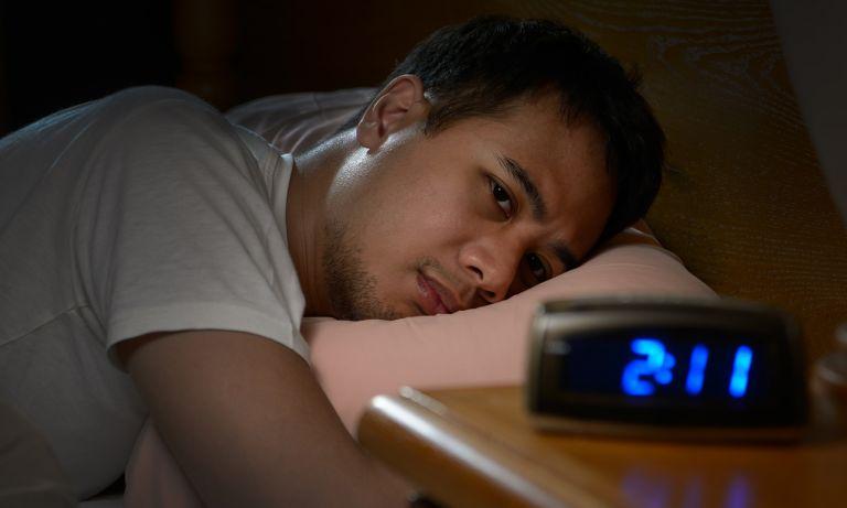 Insomnie et manque de sommeil