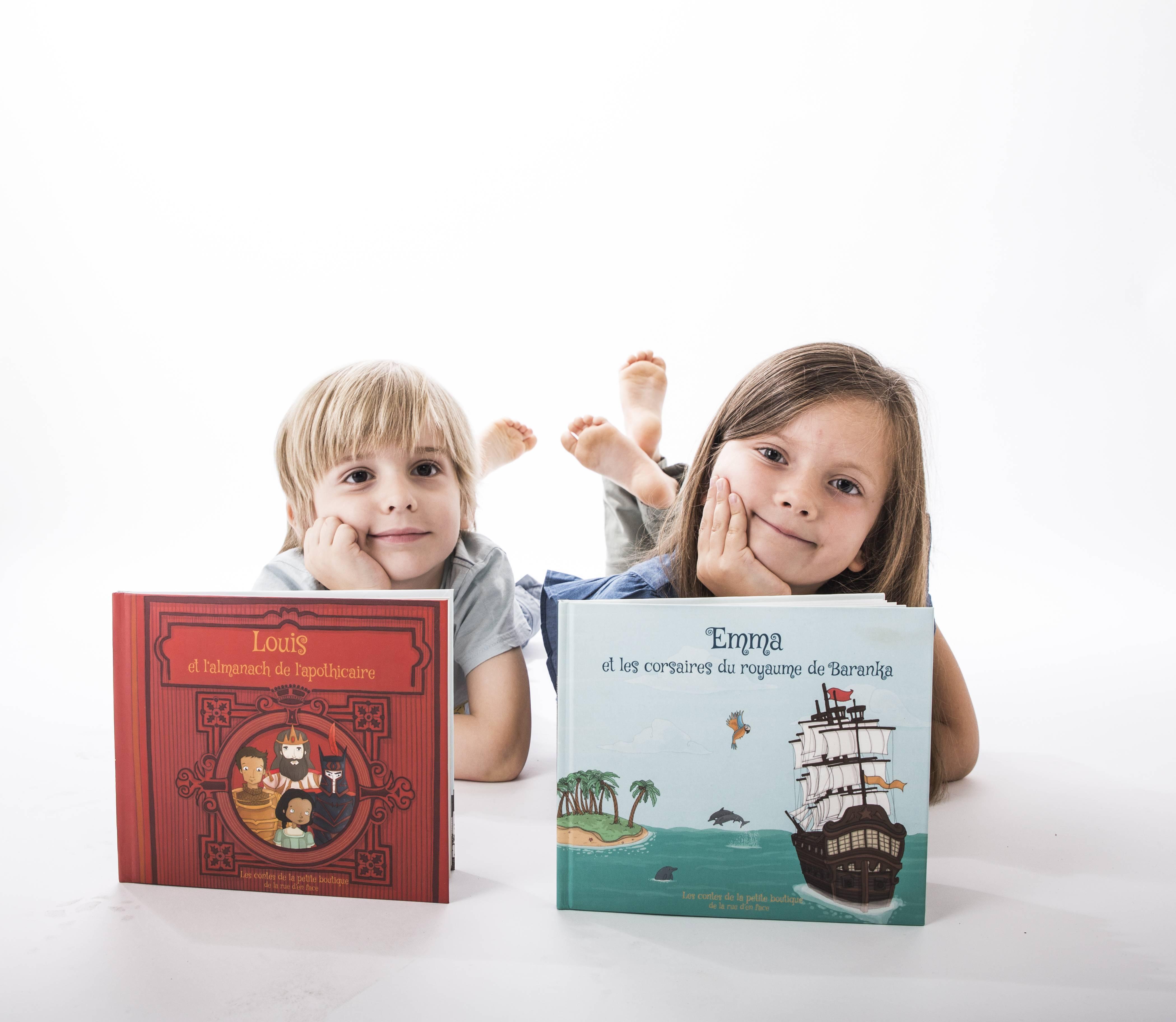 personnalise mesure enfant cadeau - Le livre enfant personnalisé, un cadeau sur mesure