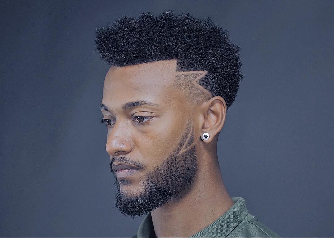 47 coupes de cheveux cool et elegantes pour les hommes noirs a essayer maintenant 5f3f941d5f07f - 47 coupes de cheveux cool et élégantes pour les hommes noirs à essayer maintenant