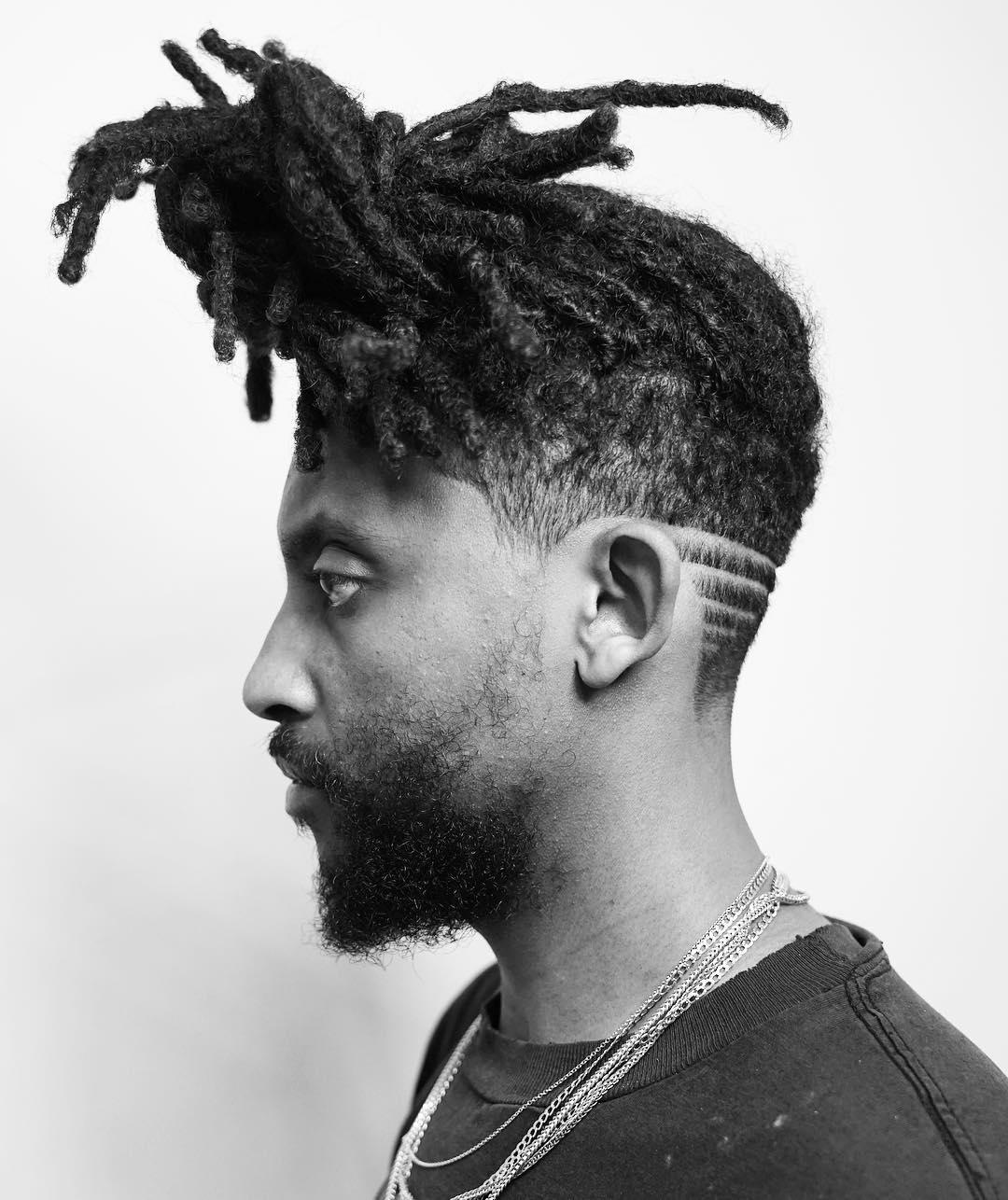 47 coupes de cheveux cool et elegantes pour les hommes noirs a essayer maintenant 5f3f941f95d0b - 47 coupes de cheveux cool et élégantes pour les hommes noirs à essayer maintenant