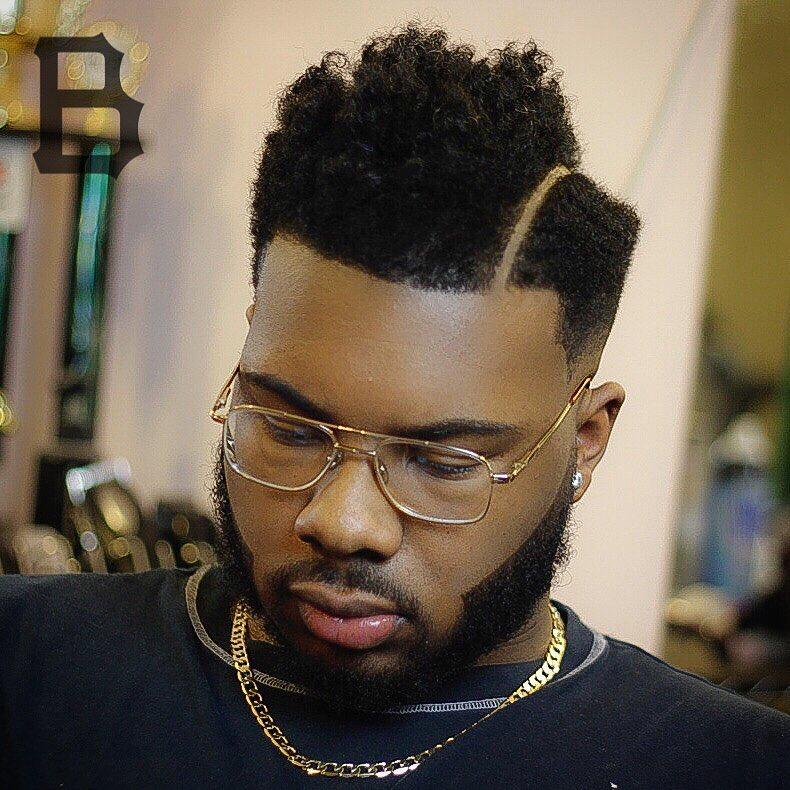 47 coupes de cheveux cool et elegantes pour les hommes noirs a essayer maintenant 5f3f94241761a - 47 coupes de cheveux cool et élégantes pour les hommes noirs à essayer maintenant