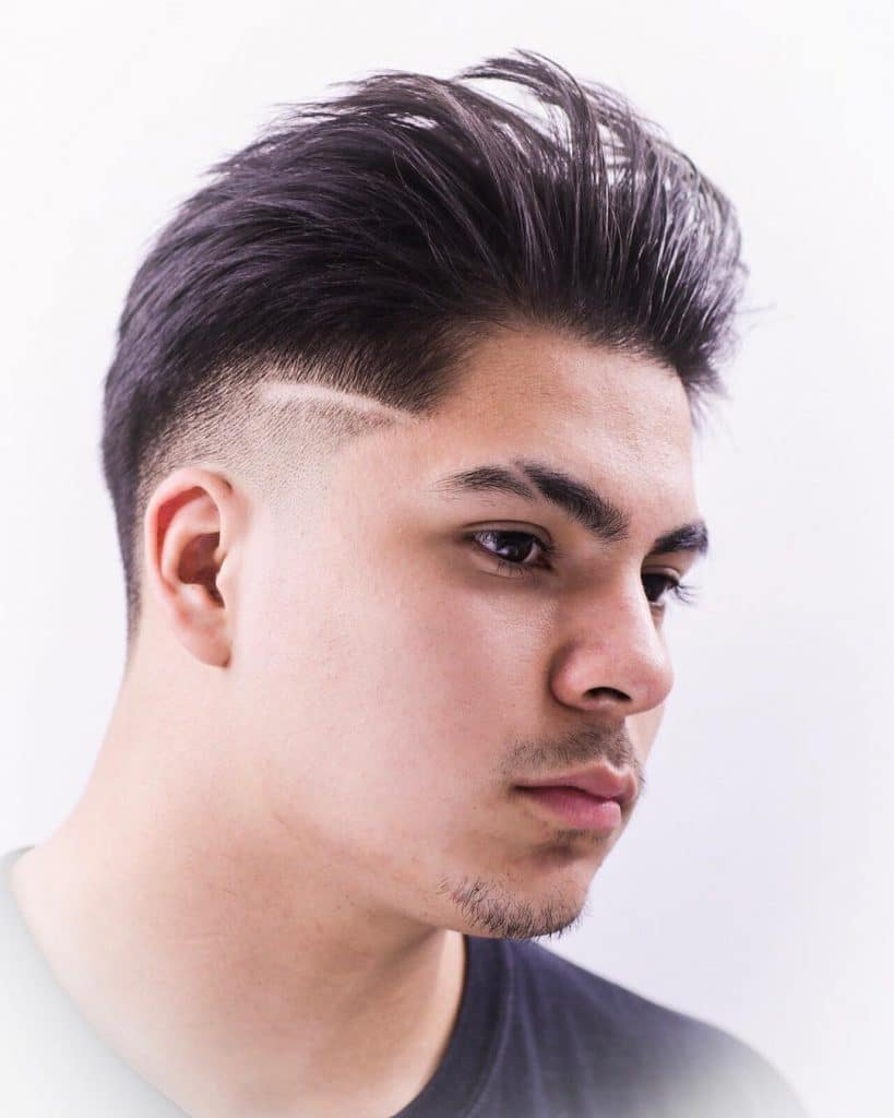 dessins de coupe de cheveux lignes 5f47b3aeed491 - Coupe moderne homme - Coupe de cheveux homme