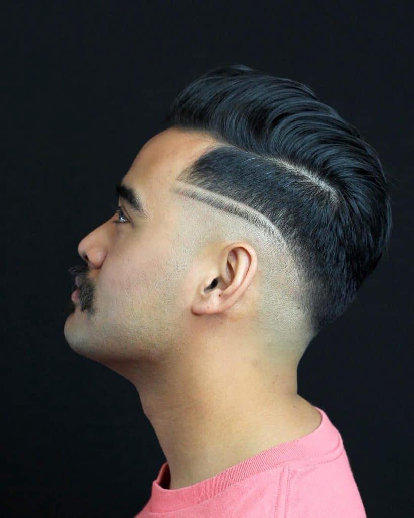 dessins de coupe de cheveux lignes 5f47b3afe37d3 - Coupe moderne homme - Coupe de cheveux homme