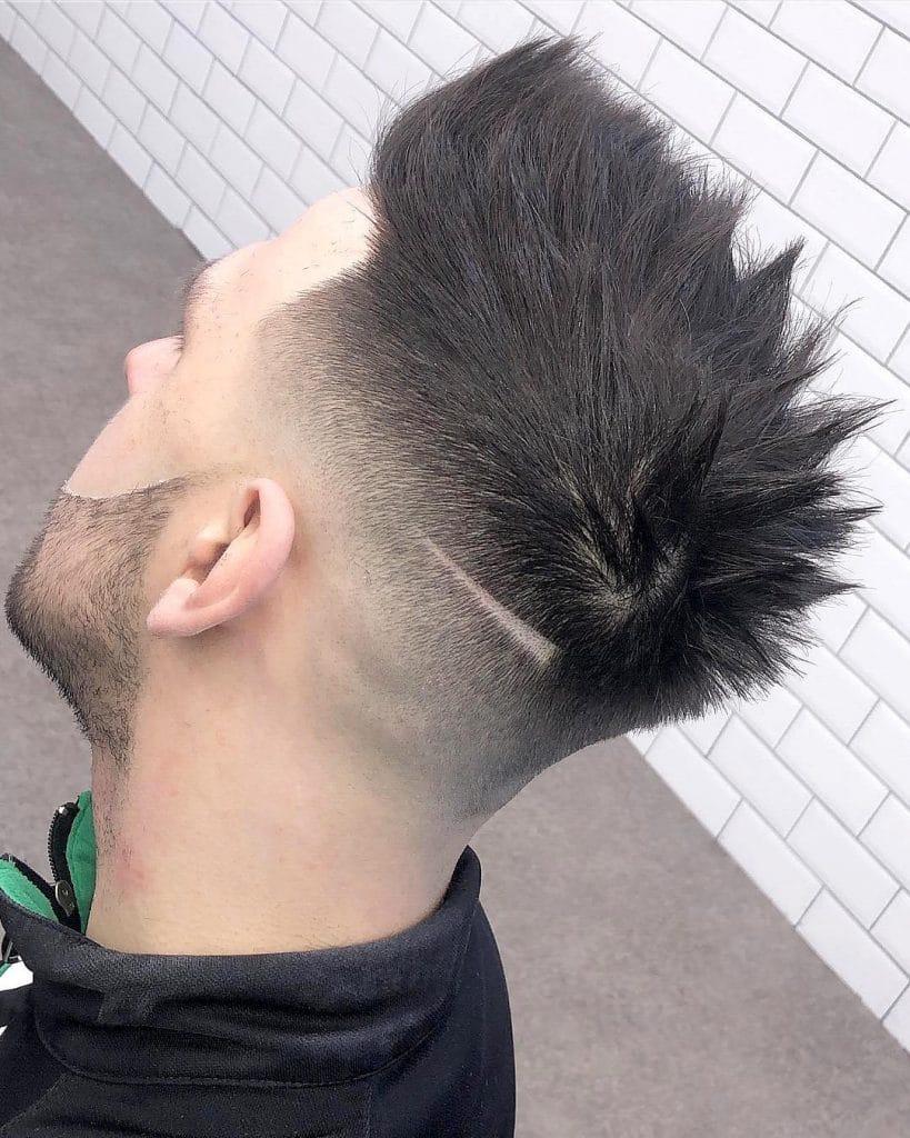 dessins de coupe de cheveux lignes 5f47b3b0d2fc1 - Coupe moderne homme - Coupe de cheveux homme
