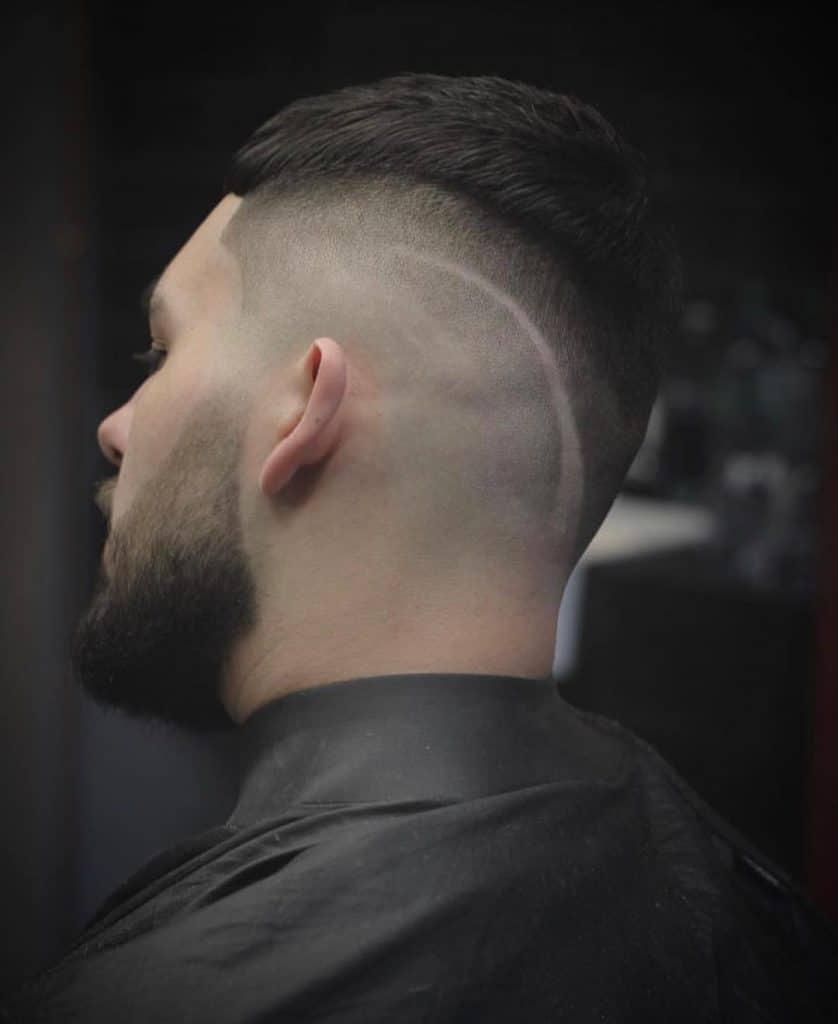 dessins de coupe de cheveux lignes 5f47b3b2f3899 - Coupe moderne homme - Coupe de cheveux homme