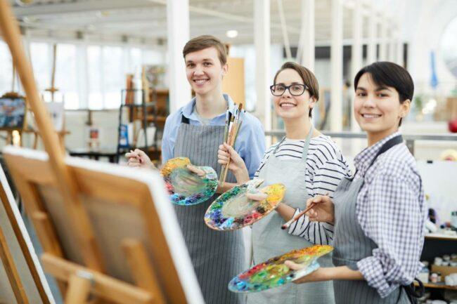 destresser creatives activites 650x433 - Des activités créatives pour déstresser